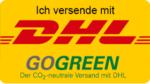 Ich versende mit DHL gogreen